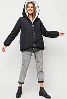 Куртка двухсторонняя зимняя Дени (размеры 42-48 в расцветках)
