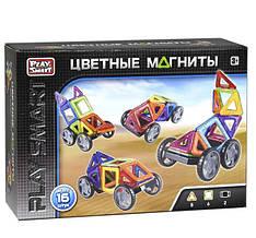 Магнитный конструктор Play Smart 2426
