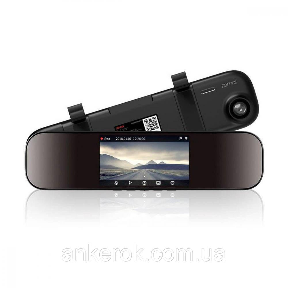 Дзеркало-відеореєстратор Xiaomi 70MAI Rearview Mirror Dash Cam (MiDriveD04)
