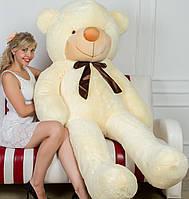 Плюшевый Мишка в Подарок 180 см. Большой Плюшевый Медведь. Большая Мягкая игрушка Мишка Плюшевый.