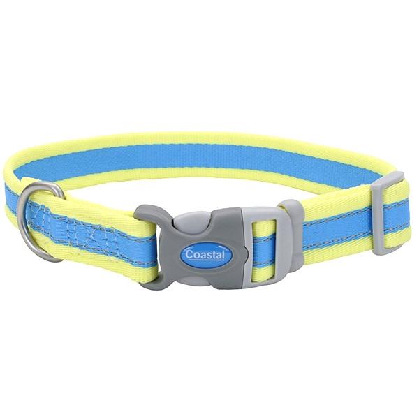 Ошейник для собак светоотражающий Coastal Pet Attire Pro 46-66 см