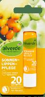 Alverde защитная гигиеническая помада Lip FF20 защита  4.8g