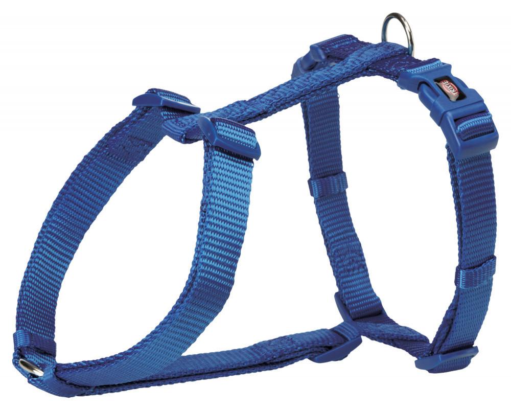 Шлея для дрібних порід собак Trixie Premium XXS нейлон 20-30 см