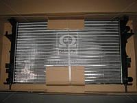 Радиатор охлаждения RENAULT LAGUNA II (01-) (производство Van Wezel) (арт. 43002290), AFHZX