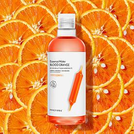 Тонік для обличчя з екстрактом червоного апельсина IMAGES Essence Water Blood Orange (500мл)