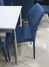 Стілець M-24 синій, фото 2