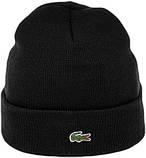 Мужская шапка Lacoste (ориг.бирка) зеленая, фото 4