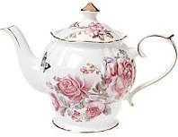 """Чайник заварочный """"Версаль"""" 1250мл, фарфоровый, фото 1"""