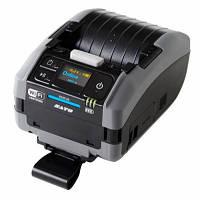 Принтер этикеток SATO PW208NX портативний, USB, Bluetooth, WLAN, Dispenser (WWPW2308G)