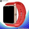 Умные часы Smart Watch GT08 Red - смарт часы под SIM-карту Красные, фото 4