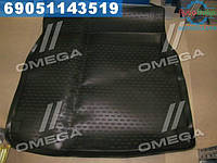 ⭐⭐⭐⭐⭐ Коврик в багажник MERCEDES-BENZ E-Class W212, 2009-2016, Elegance, сед. (полиуретан)(про-во NOVLINE)  NLC.34.38.B10
