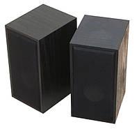 Компьютерные деревянные колонки акустика SW-101, фото 1