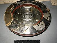 Ступица колеса УАЗ 3160,ПАТРИОТ переднего с диском в сборе (производство УАЗ) (арт. 3160-3103010), AGHZX