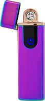 Спиральная сенсорная электрическая USB зажигалка UKC 752, фото 1