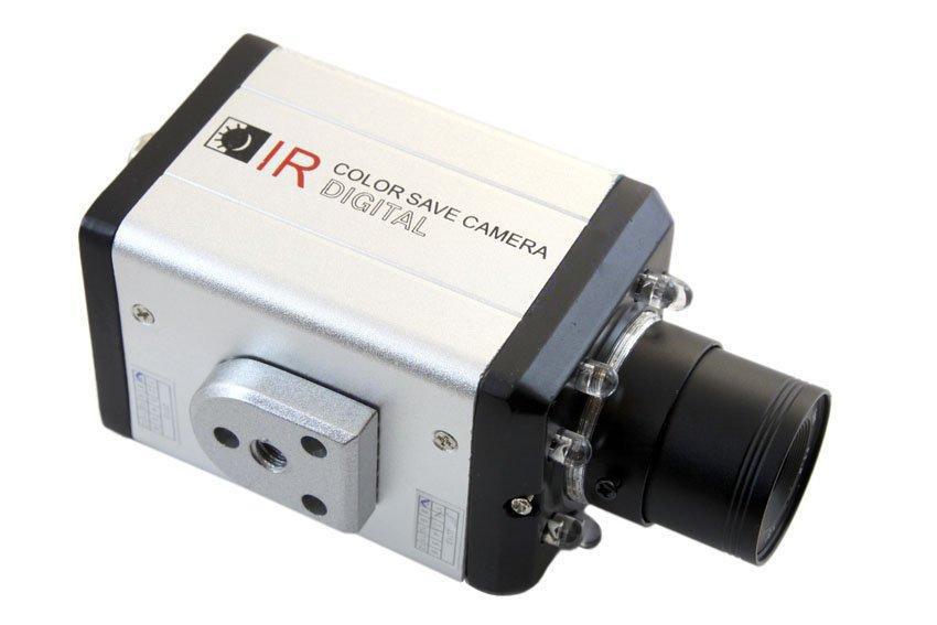Камера наблюдения с регистратором TF Camera ST-01 DVR с детектором движения
