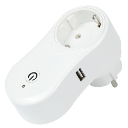 Розумна розетка c Wi-fi управлінням Socket J2