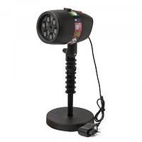 Лазерный проектор Star Shower Slide Show (12 слайдов), фото 1
