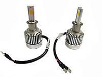 Светодиодные лампы UKC Car Led Headlight H3 33W 3000LM 4500-5000K