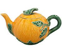 Чайник-заварник Bordallo Pinheiro Orange 1000мл