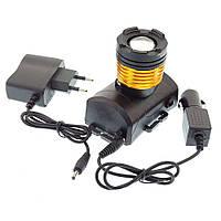 Налобный фонарик BL POLICE 6968 T6 (2 аккумулятора)