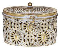 Шкатулка декоративная Cornel Euclid 19.5х13.5х14см, фото 1