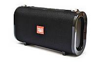 Портативная bluetooth колонка влагостойкая T&G 123 Черная, фото 1