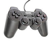 USB джойстик для ПК PC GamePad DualShock вибро 894, фото 1