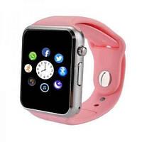 Смарт-часы Smart Watch A1 Pink