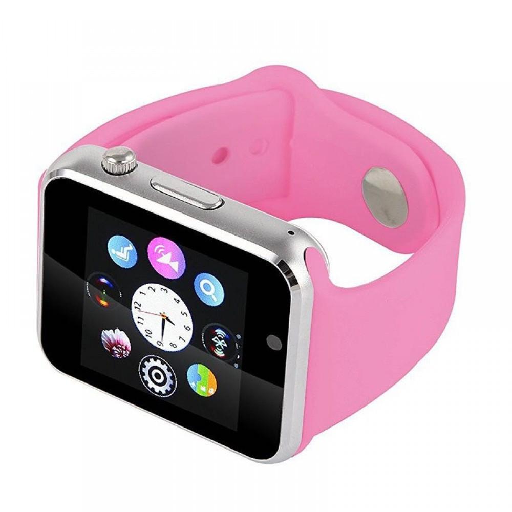 Смарт-часы UWatch A1 Pink