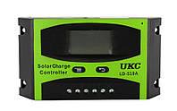 Солнечный контроллер Solar controler 10A LD-510A UKC, контроллер для солнечной батареи, фото 1