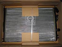 Радиатор охлаждения RENAULT Megane, Scenic (производство Van Wezel) (арт. 43002241), AFHZX