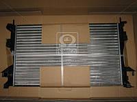Радиатор охлаждения RENAULT LAGUNA II (01-) (производство Nissens) (арт. 63813), AGHZX