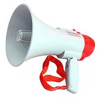 Громкоговоритель (рупор) Мегафон UKC HW-8C White/Red, фото 1