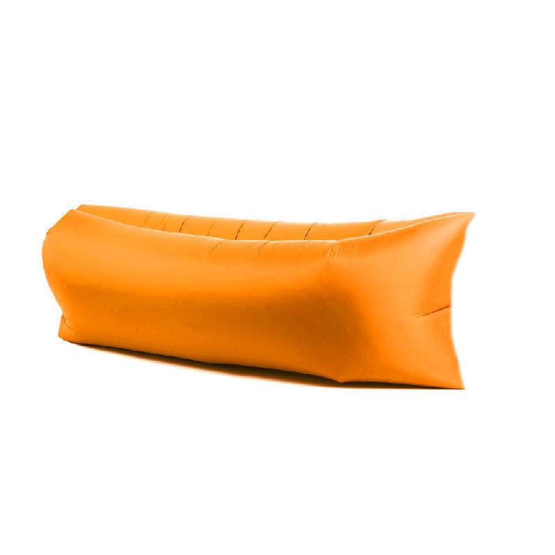 Надувной гамак AirSofa оранжевый