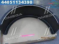 ⭐⭐⭐⭐⭐ Крыло грузовое прицеп, полуприцеп односкатное (белая окантовка) (TEMPEST)  TP 79.87.29