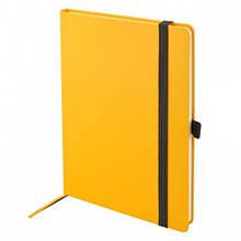 Діловий щоденник напівдатований AXENT 8602-20-08 Partner Strong 125*195 жовтий (1)