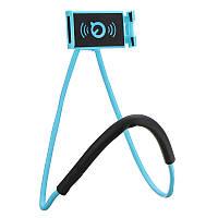 Держатель для телефона на шею LH 390 Blue