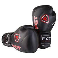 Боксерские перчатки качественные FGT, Cristal