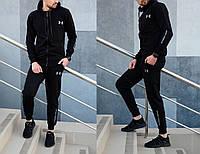 Мужской спортивный костюм Under Amour (Андр Амур) черный M
