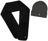 Теплая шапка Polo Ralph Lauren (ориг.бирка) зеленая
