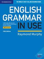 Книга English Grammar in Use Fifth Edition Intermediate with answers