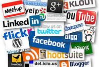 Социальные сети по сумкам