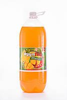 """Напиток безалкогольный сильногазированный  """"ФрутТим"""" Манго 3л, на основе артезианской воды"""