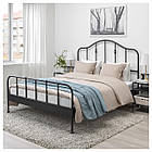 Боковины кровати IKEA SAGSTUA 200 см 404.294.10, фото 5