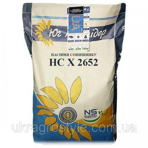Семена подсолнечника НС Х 2652 (под Гранстар)
