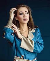 Преимущества домашней одежды из разных видов шёлка