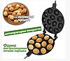 Орешница с антипригарным / тефлоновым покрытием — 12 крупных орехов
