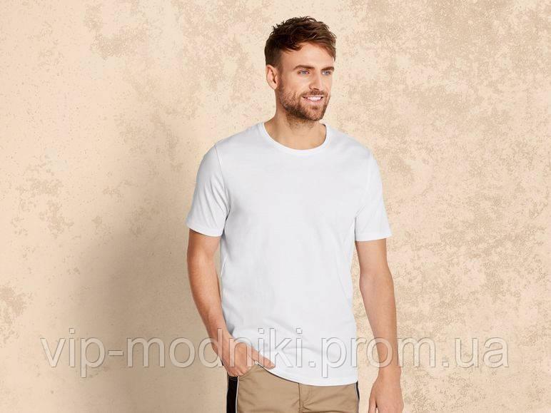 Мужская футболка хлопковая livergy германия РАЗМЕР L 52/54 евро.