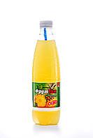 """Напиток безалкогольный сильногазированный  """"ФрутТим"""" Ананас 0,5л, на основе артезианской воды"""