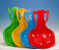 Льодянка пластикова(Ледянка пластиковая) Comfor line XL Marmat Польща